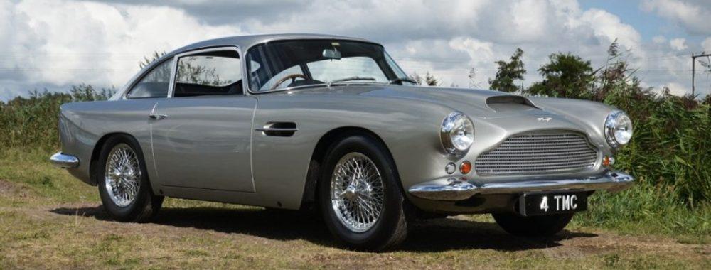 Fatigués des actions et des obligations? Pourquoi pas une Aston Martin?
