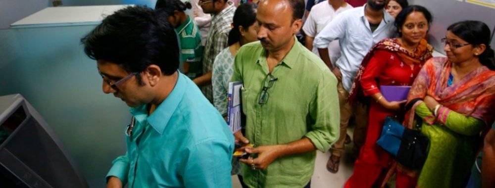 300 millions de nouveaux comptes bancaires en Inde
