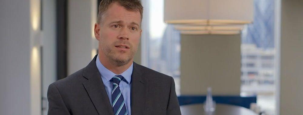 60 secondes avec Mark Lacey, la transition énergétique