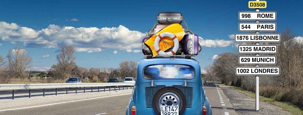 Les vacances des Européens: chez soi ou à l'étranger?