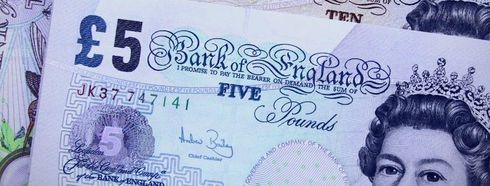 La faible prime de risque liée au GBP signifie davantage de baisse