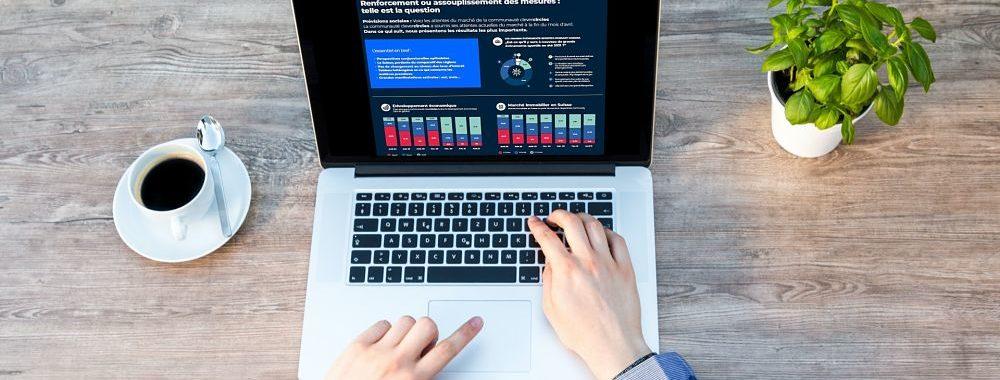 Comment la communauté clevercircles perçoit les marchés en avril 2021
