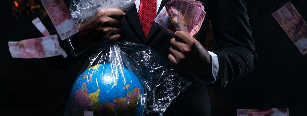 Le monde face à la corruption