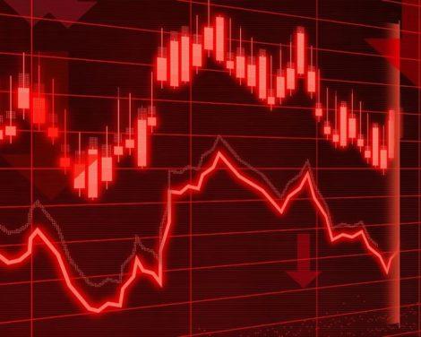 Arrêt forcé, reprise mécanique et accélération de l'inflation