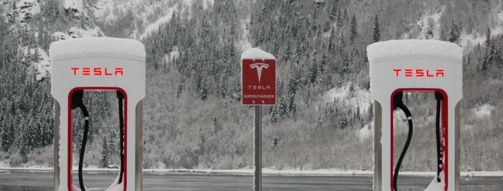 Tesla: un réseau de recharge ouvert à tous les véhicules?