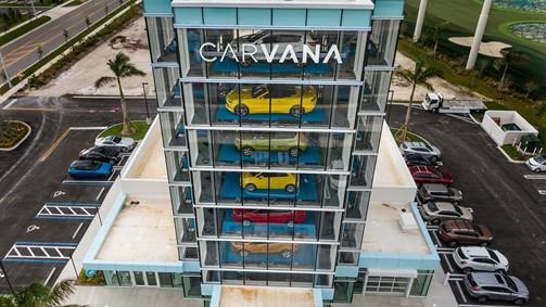 2021.08.19.FlowBank Carvana, l' « Amazon » de la voiture d'occasion