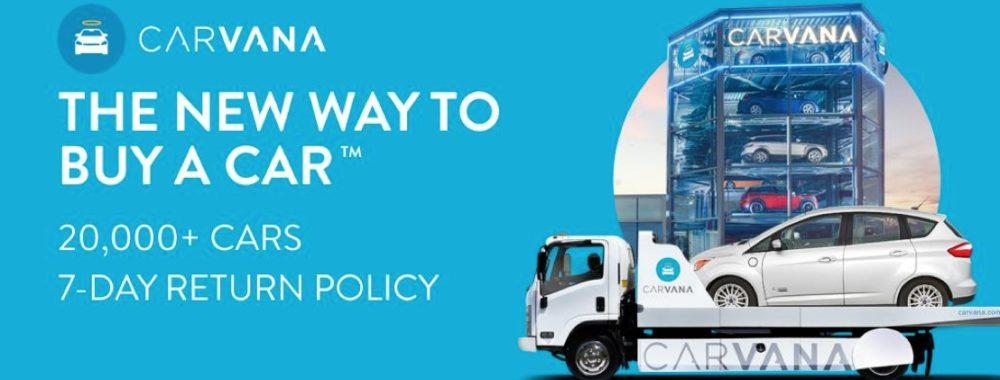 CARVANA : La «TECH» au service des véhicules d'occasion
