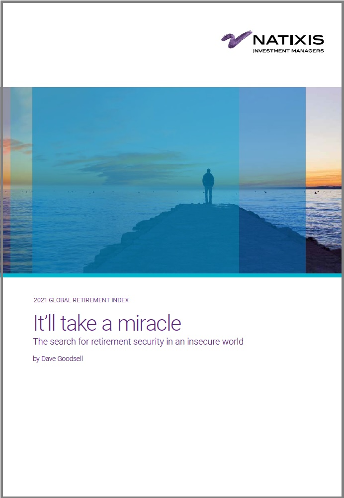 NATIXIS Global Retirement Index 2021 cover