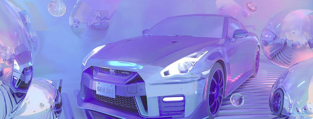 Nissan dévoile un NFT GT-R unique créé par l'artiste visuel de Toronto Alex McLeod