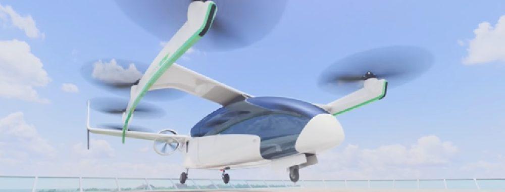 Retour vers le futur 2: les taxis volants